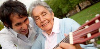 Música con ancianos
