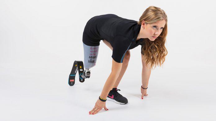 atleta paralímpica