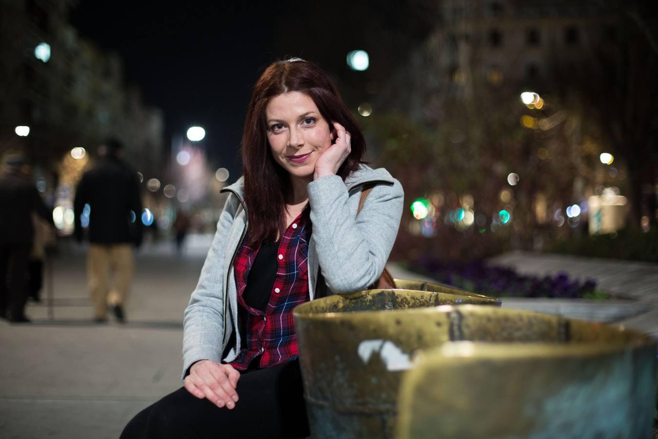 Nieves Chillón, poetisa granadina